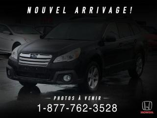 Used 2014 Subaru Outback TOURING + 2.5L + AWD + AUTO + MAGS + WOW for sale in St-Basile-le-Grand, QC