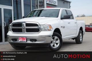 Used 2017 RAM 1500 ST for sale in Chatham, ON