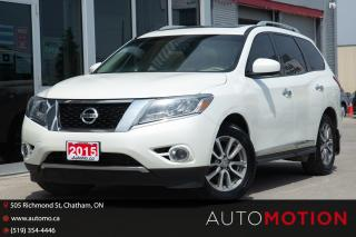Used 2015 Nissan Pathfinder for sale in Chatham, ON