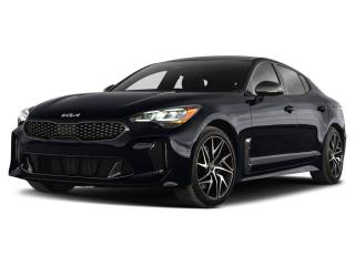 New 2022 Kia Stinger GT Elite w/Black Interior for sale in North York, ON