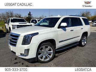 Used 2017 Cadillac Escalade Premium Luxury 6.2L | 2ND ROW CAPTAINS | 22