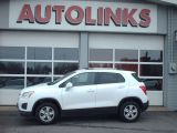 Photo of White 2014 Chevrolet Trax