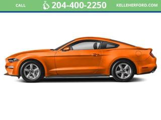 New 2021 Ford Mustang EcoBoost Premium for sale in Brandon, MB