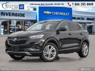 New 2021 Buick Encore GX Preferred for sale in Brockville, ON