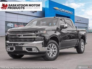 New 2021 Chevrolet Silverado 1500 LTZ for sale in Saskatoon, SK