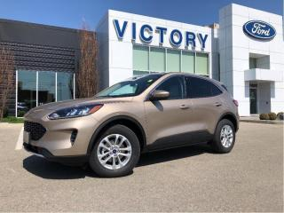 New 2021 Ford Escape SE for sale in Chatham, ON