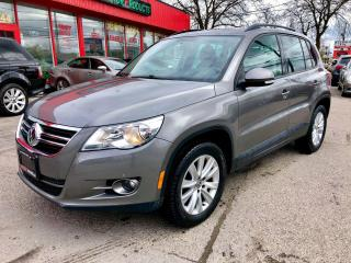 Used 2009 Volkswagen Tiguan COMFORTLINE for sale in London, ON