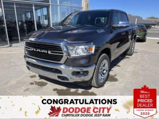 New 2021 RAM 1500 Big Horn-4WD,Remote Start,Htd.Seats/Wheel, V8 Hemi for sale in Saskatoon, SK