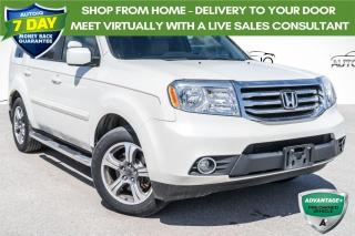 Used 2015 Honda Pilot 4WD!!! MOONROOF!! HEATED SEATS! for sale in Barrie, ON
