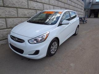 Used 2016 Hyundai Accent GL $93/wk Taxes Included $0 Down for sale in Fredericton, NB