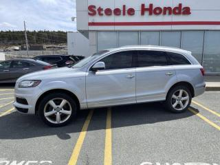 Used 2015 Audi Q7 3.0L TDI Vorsprung Edition for sale in St. John's, NL