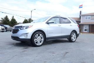 Used 2018 Chevrolet Equinox Premier for sale in Conception Bay South, NL