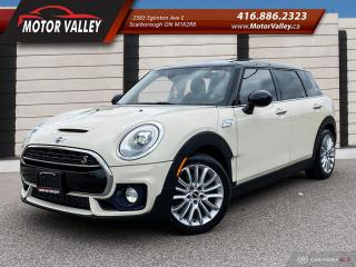 Used 2016 MINI Cooper Clubman S * John Cooper Works * Only 089,737 KM - Navigati for sale in Scarborough, ON