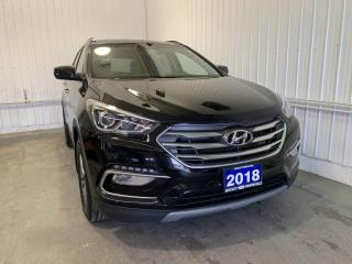 Used 2018 Hyundai Santa Fe Sport SPORT w/HEATED SEATS, BACKUP CAMERA, ONE LOCAL OWNER!! for sale in Huntsville, ON
