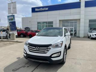 Used 2015 Hyundai Santa Fe Sport LTD NAV/LEATHER/PANOROOF/HEATEDSEATS/BACKUPCAM for sale in Edmonton, AB
