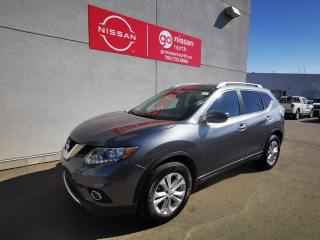 Used 2016 Nissan Rogue SV/AWD/PANO ROOF/PUSH START/HEATED STEERING/BLIND SPOT for sale in Edmonton, AB