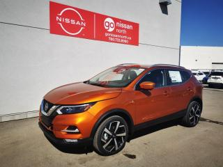 New 2021 Nissan Qashqai AWD/INTELLIGENT DRIVER ALERT/360 VIEW/ PLATINUM PACKAGE for sale in Edmonton, AB