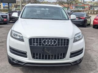 Used 2011 Audi Q7 3.0L Premium for sale in Waterloo, ON
