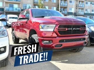 Used 2019 RAM 1500 SPORT for sale in Red Deer, AB