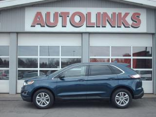 Used 2017 Ford Edge SEL AWD for sale in St Catharines, ON