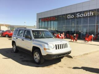 Used 2012 Jeep Patriot SPORT, 4X4, 4WD, SUV for sale in Edmonton, AB