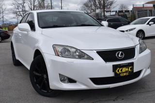 Used 2007 Lexus IS 250 AWD for sale in Oakville, ON