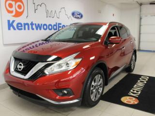 Used 2016 Nissan Murano SV   AWD   Heated Leather Seats/Steering   Sunroof   One Owner   No accidents for sale in Edmonton, AB