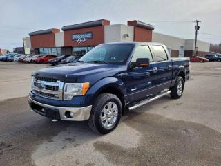 Used 2013 Ford F-150 XLT 4x4 Crew Cab Pickup 144.5 in. WB for sale in Steinbach, MB