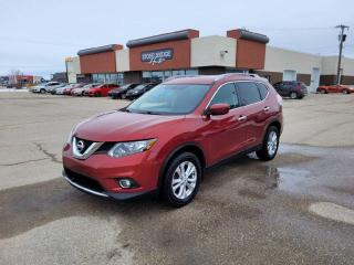 Used 2016 Nissan Rogue SV 4dr FWD Sport Utility for sale in Steinbach, MB