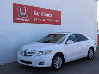 Used 2010 Toyota Camry LE LEATHER NAVI SUNROOF for sale in Edmonton, AB