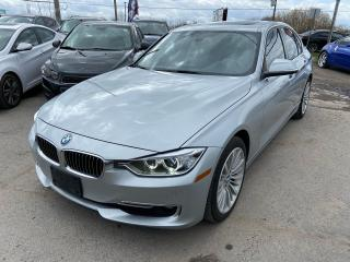 Used 2015 BMW 3 Series Primium for sale in Gloucester, ON