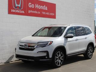 New 2021 Honda Pilot Touring 7-Passenger for sale in Edmonton, AB