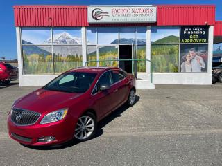 Used 2012 Buick Verano w/1SD for sale in Campbell River, BC