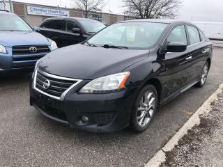 Used 2013 Nissan Sentra S,133KM,PUSH/START,SAFETY+3YEARS WARRANTY INCLUDED for sale in Toronto, ON