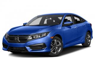 Used 2016 Honda Civic LX for sale in Charlottetown, PE