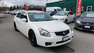 Used 2008 Nissan Maxima **SUNROOF / LEATHER HEATED SEATS*** for sale in Burlington, ON