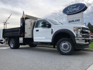 New 2020 Ford F-550 Chassis XLT 663A - INCLUDES VOTH DUMP PACKAGE for sale in Surrey, BC