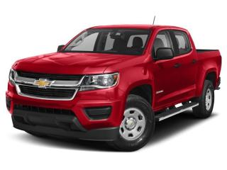 New 2020 Chevrolet Colorado WT for sale in Burnaby, BC