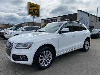 Used 2014 Audi Q5 2.0 Progressiv QUATTRO AWD, WELL MAINTAINED! for sale in Etobicoke, ON