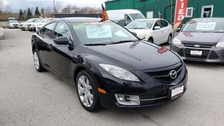 Used 2010 Mazda MAZDA6 **SUNROOF / LEATHER HEATED SEATS*** for sale in Burlington, ON
