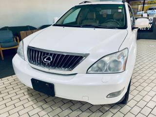 Used 2008 Lexus RX 350 AWD I LEATHER I NO ACCIDENT I $7999 for sale in Brampton, ON