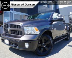 Used 2017 RAM 1500 OUTDOORSMAN for sale in Duncan, BC