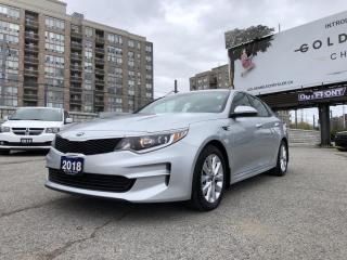 Used 2018 Kia Optima LX for sale in North York, ON