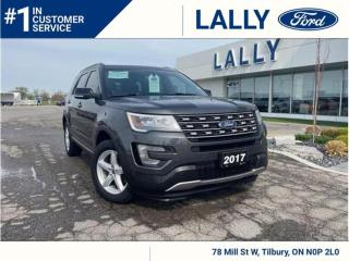 Used 2017 Ford Explorer XLT, Leather, Roof, Nav!! for sale in Tilbury, ON