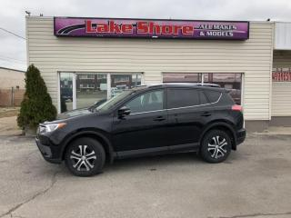 Used 2017 Toyota RAV4 LE HEATED SEATS for sale in Tilbury, ON