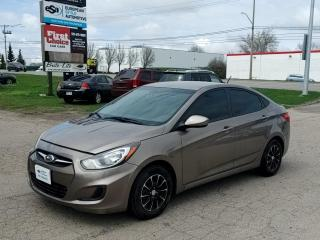 Used 2014 Hyundai Accent 4dr Sdn Auto GL for sale in Kitchener, ON
