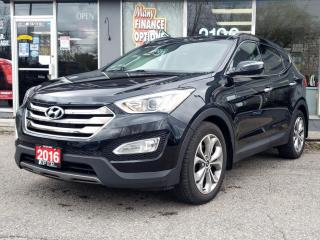 Used 2016 Hyundai Santa Fe Sport AWD 4DR 2.0T LIMITED for sale in Bowmanville, ON