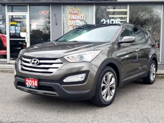 Used 2014 Hyundai Santa Fe Sport AWD 4DR 2.0T SE for sale in Bowmanville, ON