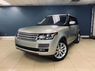 Used 2016 Land Rover Range Rover Td6|NoAccident|HUD|360 Camera|Massage|Nav|Meridian for sale in North York, ON