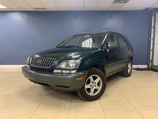Used 2000 Lexus RX 300 Rx300 No Accident|AWD for sale in North York, ON